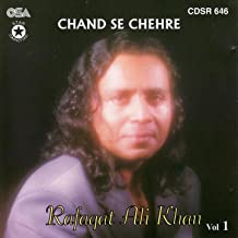 Best rafaqat ali khan chand se chehre Reviews