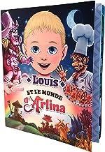 Le monde d'Arlina - Livre personnalisé pour enfants - 40 pages - Cadeau pour enfant 3 à 6 ans