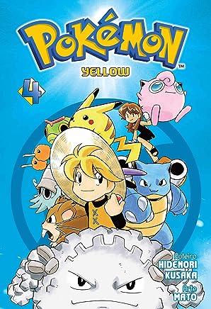 Pokémon. Yellow - Volume 4