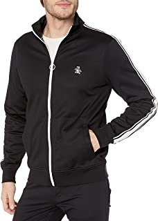 Original Penguin Men's Long Sleeve Track Jacket