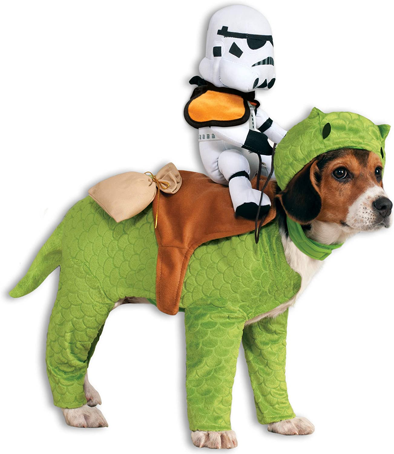 Rubies Costume Star Wars Collection Pet Costume, Large, Dewback