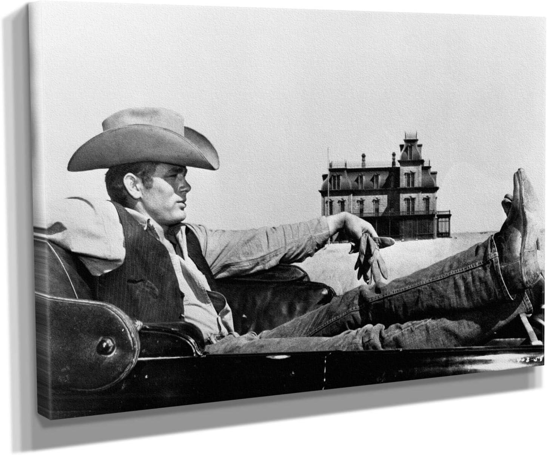 James Dean Canvas Art Wall Bargain sale Home 36in shipfree x W Gallery 24in Decor