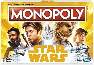 Star Wars E1702102 Han Solo - Juego de monopolio