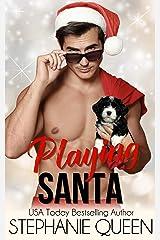 Playing Santa: A Holiday Sports Romance Kindle Edition