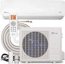 Sponsored Ad - Senville SENL-12CD Mini Split Air Conditioner Heat Pump, 12000 BTU 19 SEER