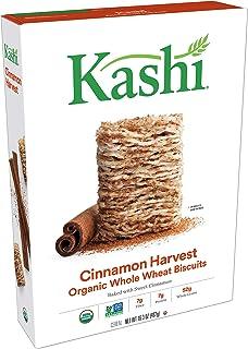 Kashi Organic Cinnamon Harvest Breakfast Cereal - Vegan, 16.3 Oz Box