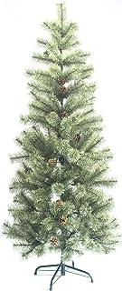 AISHITE クリスマスツリー スリム ヌードツリー xmas 松ぼっくり付き 120cm 150cm 北欧 おしゃれ christmas tree クラシックタイプ 高級 ドイツトウヒ ツリー