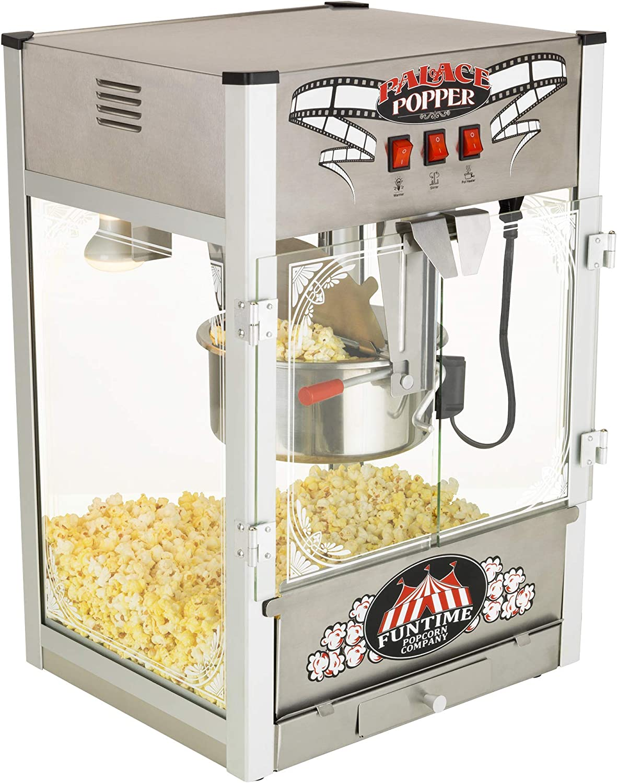 Funtime FT1626PP Popcorn Machine 18-1 16