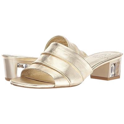 Adrianna Papell Tiana (Gold) High Heels