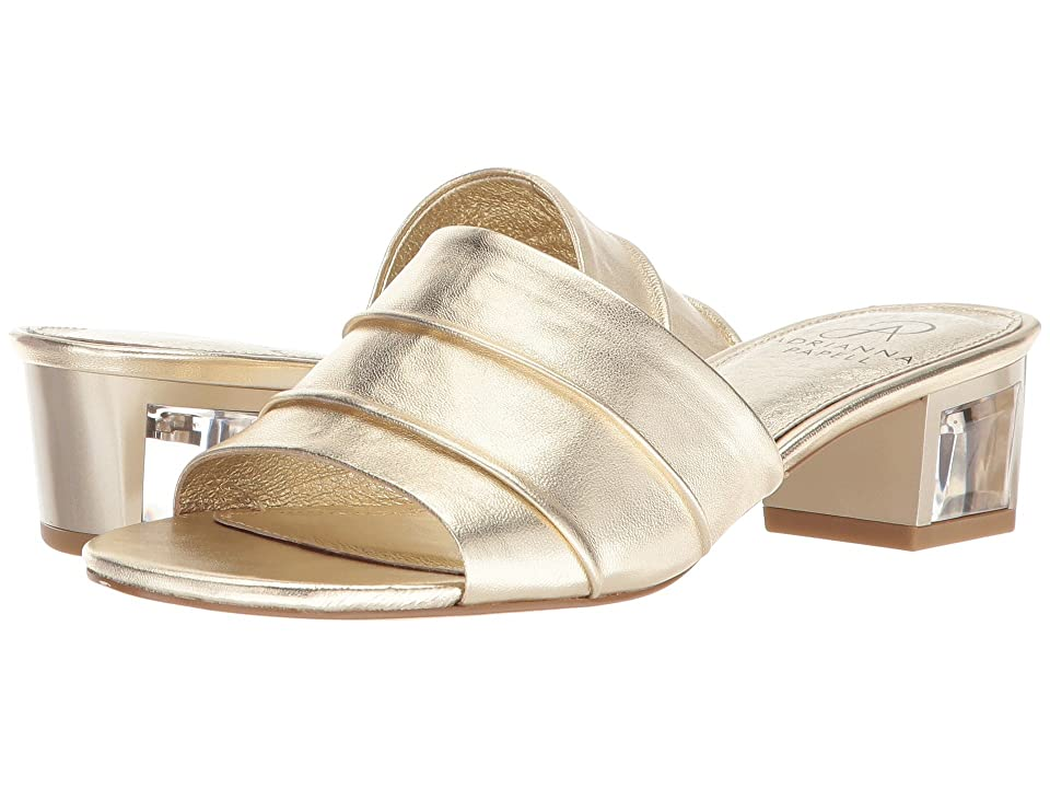Adrianna Papell Tiana (Gold) High Heels