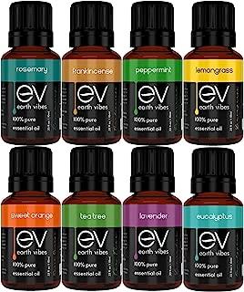 earth essential oils