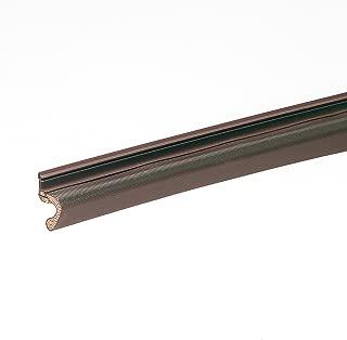 Frost King Replacement Door Seal for Kerfed Millwork Doors, 1