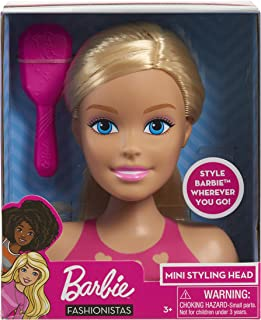 Barbie JPL63415 Mini Blonde Styling Head