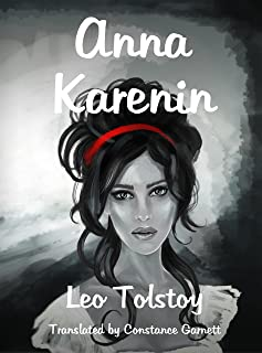 Anna Karenin (perfect layout, illustrated, annotated) (English Edition)