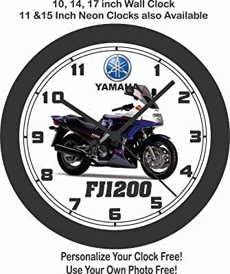 Amazon Com Jims Classic Clocks 2018 Yamaha Yzf R1 M Superbike Wall