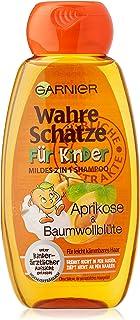 Garnier veri tesori Shampoo per bambini, shampoo delicato 2 in 1 – senza silicone, confezione da 250 ml