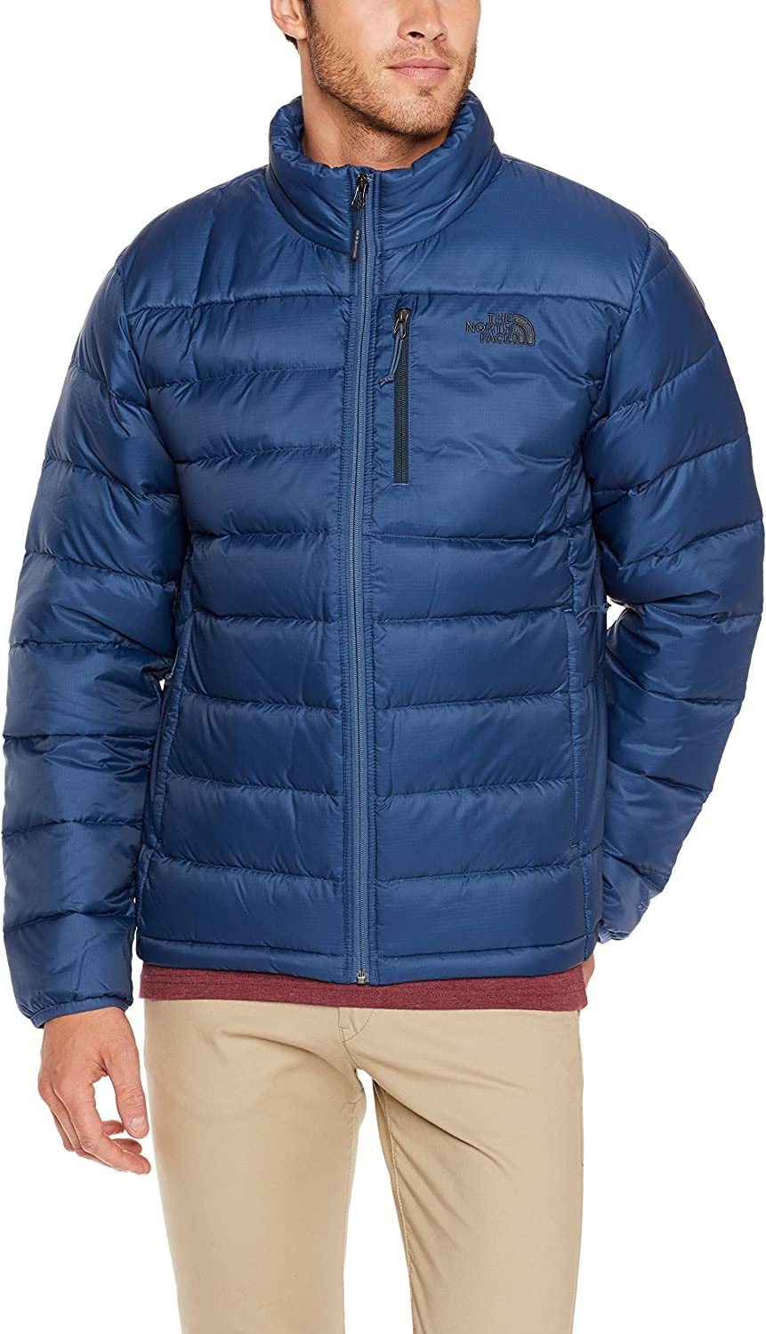 The North Face Men's M Aconcagua Jacket Shady blueee