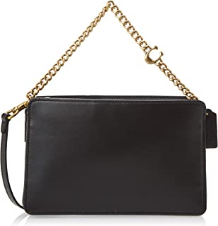 Coach Womens Cross-body Bag, B4 Black - 78801 B4/BK