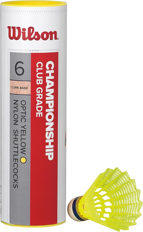 Wilson Championship Badminton Shuttlecocks