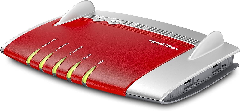 AVM FritzBox Router VDSL/ADSL, 20 Mbps , 20 Mbps , DECT Base ...