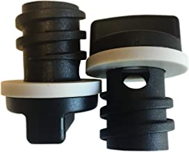 Best grizzly cooler drain plug Reviews