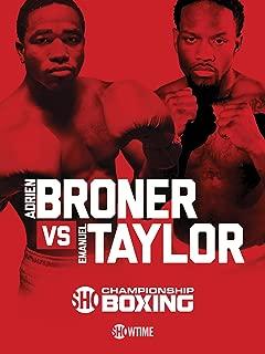 SCB: Broner vs. Taylor