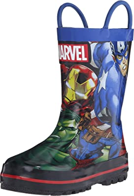 Avengers Rain Boot (Toddler/Little Kid)