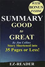 Summary - Good to Great: By Jim Collins -- Book Shortened into 35 Pages or Less! --Why Some Companies... (Good to Great: Book Shortened-- Companies, ... Audiobook, Audio, Cd, Book, Audible)