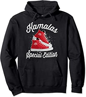 Kamala Harris Sneakers Scarpe sportive Vice Presidente 2020 Felpa con Cappuccio