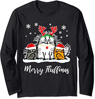 Best funny cats merry christmas Reviews