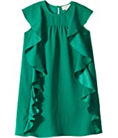 Kate Spade New York Kids - Cascading Ruffle Dress (Toddler/Little Kids)