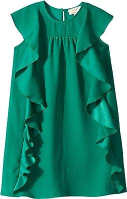 Cascading Ruffle Dress (Toddler/Little Kids)