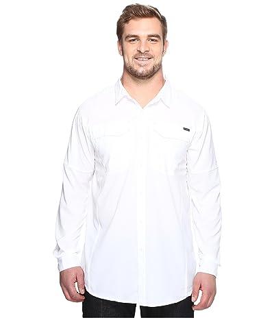 Columbia Big and Tall Silver Ridge Lite Long Sleeve Shirt