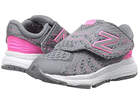 New Balance FuelCore Rush v3 Hook and Loop Sneaker(Infants/Toddlers') -Grey/Black Footlocker Finishline Free Shipping Cost cgjE6pRIg2