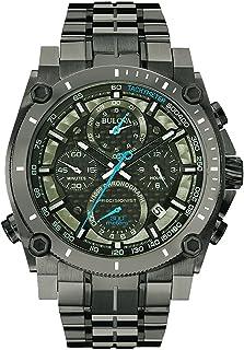 [ブローバ]Bulova 腕時計 Precisionist Analog Display Japanese Quartz Grey Watch 98B229 メンズ [並行輸入品]