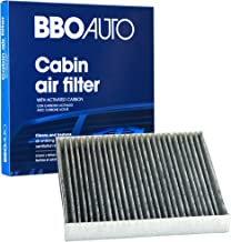 BBO AUTO BCF10140 Premium Cabin Air Filter with Active Carbon Media – Fits Mitsubishi Lancer, Outlander | Nissan | Infiniti (CF10140 REPLACEMENT)