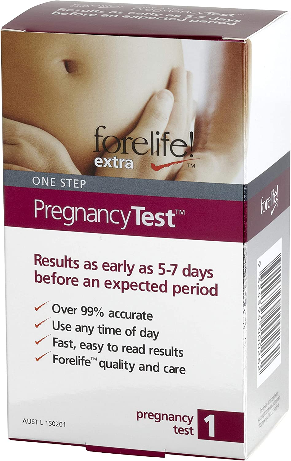 Forelife Extra Early Pregnancy 1-Test