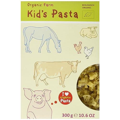 Alb Gold Organic Farm Shape Kid's Pasta, Farm Shape Pasta, 10.6 Ounce