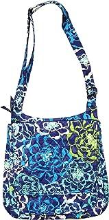 Vera Bradley Mailbag Solid Interior Crossbody Bag