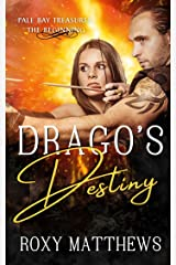 Drago's Destiny: A Gods and Mortals Romance Series, Percy Jackson for Adults (Pale Bay Treasures The Beginning) Kindle Edition