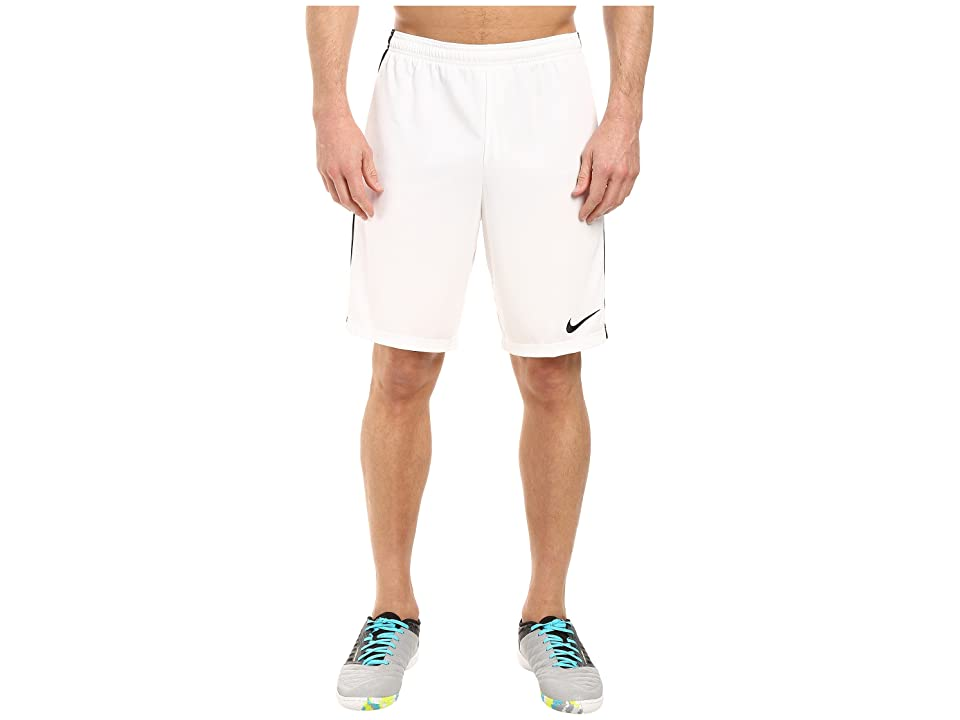 Nike Dry Academy Soccer Short (White/Black) Men