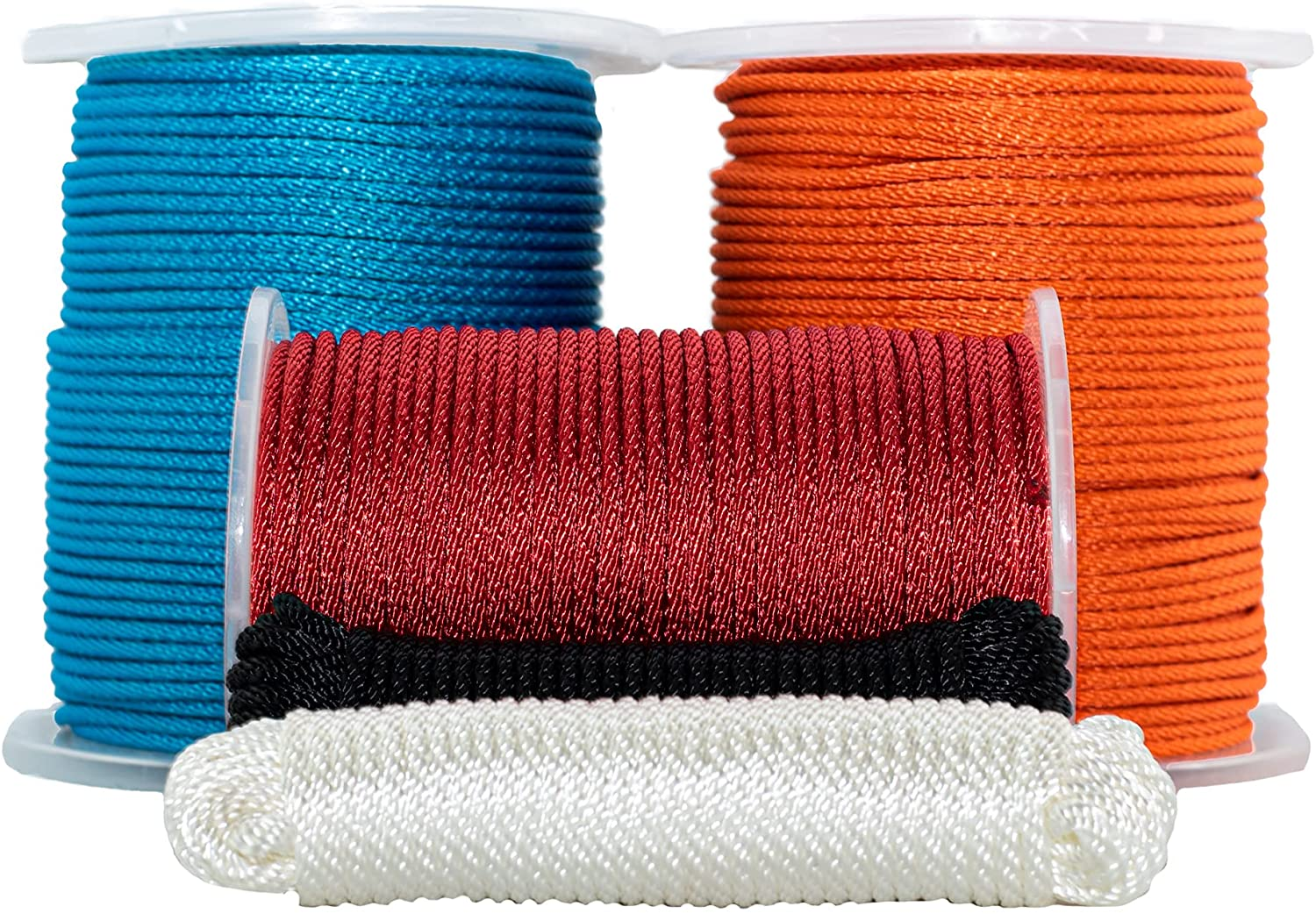 SGT KNOTS Solid Braid Nylon for Max 86% OFF Don't miss the campaign - Utility Rope Multipurpose