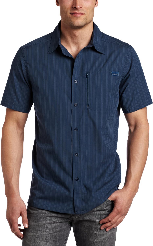 Merrell Men's Hamlin Shirt Atlanta Mall Long-awaited