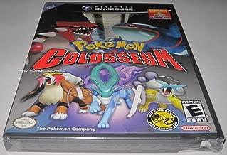 POKEMON COLOSSEUM GAME WITH BONUS DISC VERY RARE [video game]