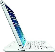 Logitech Ultrathin Magnetic Clip-On Keyboard Cover for iPad mini 3/mini 2/mini, Silver