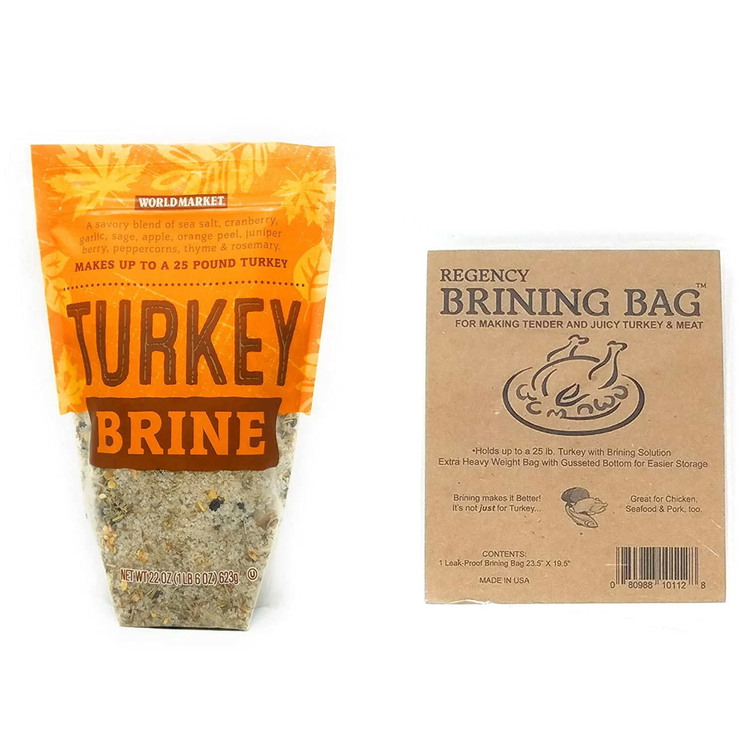 World Max 69% OFF Easy-to-use Market Turkey Brine Kit Mix Br - Includes And