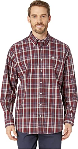 Long Sleeve Plaid