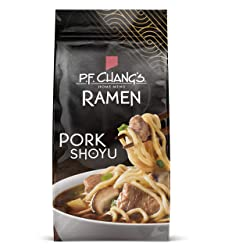P.F. CHANG'S Home Menu Pork Shoyu Ramen Frozen Meal, 20 oz.