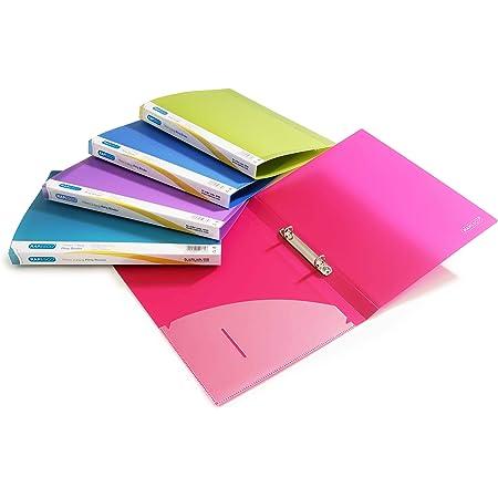 Esselte-Leitz 30011099 WOW Schnellhefter in 7 Farben A4, Karton