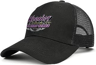 Hoosier Racing Tire Men Womens Dad Ball HatsSummer Visor Hat